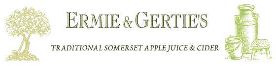 Ermie & Gerties Traditional Somerset Apple Juice & Cider